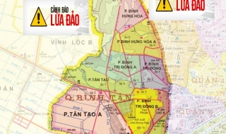 """Né ngay 9 dự án đất nền này ở quận Bình Tân nếu không muốn ăn """"quả đắng"""""""