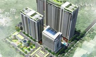 Ngày 16/5/2015: Mở bán đợt 1 căn hộ Tràng An Complex