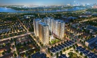 Sắp ra mắt biệt thự song lập Victoria Village tại quận 2