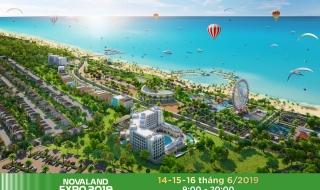 Từ 13-16/6, tổ chức Novaland Expo 2019