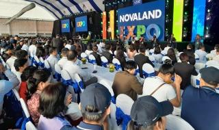 Chính thức khai mạc Novaland Expo 12/2019