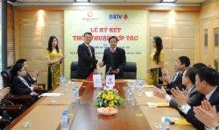 Tập đoàn Đầu tư Thăng Long ký hợp tác toàn diện cùng BIDV - HBT