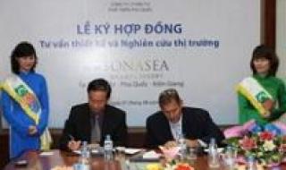 CEO Group: Ký kết hợp đồng tư vấn dự án Sonasea Villas & Resort