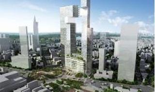 Ngày 27/4/2012: Động thổ Tòa tháp 55 tầng The One Ho Chi Minh City