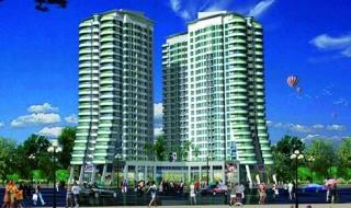 Chào bán căn hộ Green Building với giá 10 triệu đồng/m2