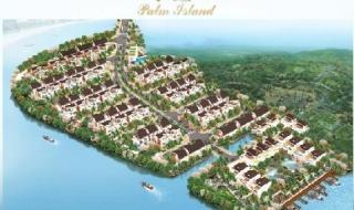 Sắp mở bán biệt thự Palm Island với giá từ 3,2 tỷ đồng/căn