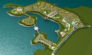 Chào bán khu biệt thự Paradise Đại Lải Resort