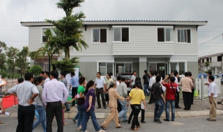 VPBank hỗ trợ 300 tỷ cho dự án khu dân cư EHome 4 Bắc Sài Gòn