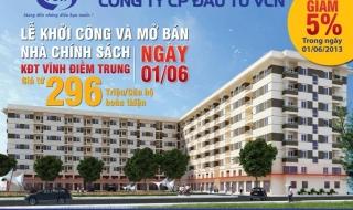 Khu đô thị Vĩnh Điềm Trung: Cuộc sống hiện đại tại thành phố biển Nha Trang