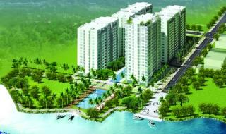 Đất Xanh phân phối độc quyền 336 căn hộ 4S Riverside Linh Đông