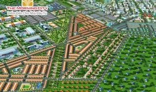 Chủ đầu tư The Morning City nợ hàng nghìn tỷ