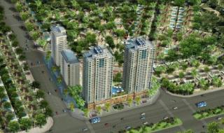 Chào bán căn hộ CT2B Tay Ho Residence