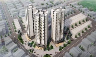 Khởi công dự án nhà ở xã hội Rice City Sông Hồng