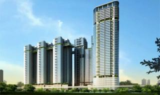 Khởi công chung cư 36 tầng nằm trong dự án Golden Silk