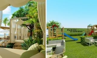 Thời cơ vàng đầu tư căn hộ Fusion Suites Danang Beach thu lợi nhuận 8%/năm