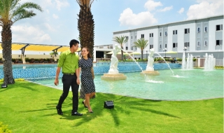 Mega Village – Thiên đường nghỉ dưỡng ngay trong thành phố