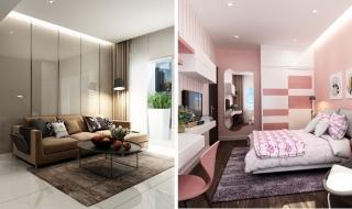 Sắp khai trương căn hộ mẫu Golden Mansion, Quận Phú Nhuận