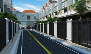 VX HOME –  Dòng sản phẩm nhà phố hoàn thiện hướng tới người lao động thu nhập trung bình