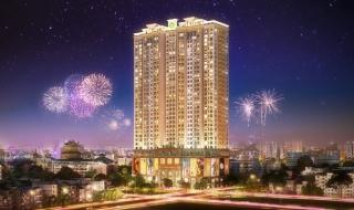 Lucky Palace - Mua nhà thô nhận nhà hoàn thiện cơ bản