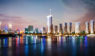 Sắp ra mắt căn hộ Luxury 6 - đô thị Vinhomes Golden River