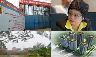 Truy tố nguyên chủ tịch Housing Group – nguyên ĐBQH Châu Thị Thu Nga