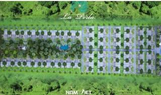 Bình Thuận: Quy hoạch 1/500 La Perla Villas Resort