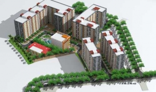 TP.HCM: Chuyển mục đích sử dụng đất tại dự án nhà xã hội Chương Dương Home