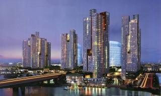 TP.HCM: Điều chỉnh quy hoạch 1/500 Khu phức hợp Bay Water Bình Thạnh