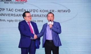 Kohler tổ chức nhiều sự kiện kỷ niệm 10 hoạt động tại Việt Nam