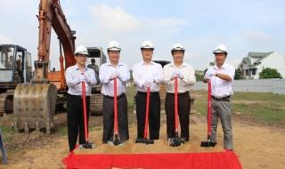Căn hộ 800 triệu, tiêu chuẩn Hàn Quốc tại Bình Tân đã động thổ