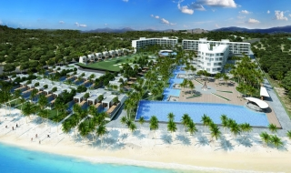 Dự án trong tuần: Khởi công khách sạn 6 sao Four Seasons HaNoi tại khu đất siêu thị Intimex