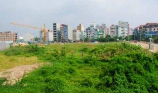 Tăng kiểm tra để giảm sử dụng đất lãng phí