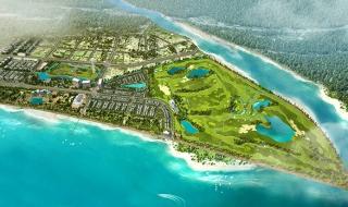 FLC đã rót gần 400 tỷ vào dự án án FLC Sầm Sơn