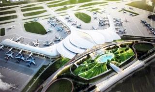 """Thiết kế sân bay Long Thành: Nhà quản lý nên \""""nhường\"""" nhà chuyên môn"""