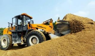 Cát xây dựng tăng giá gấp đôi
