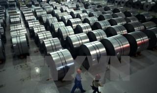 """Mỹ khó có thể """"ghìm cương"""" Trung Quốc trong xuất khẩu thép"""