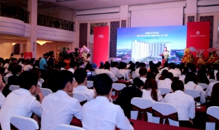 Ra mắt hơn 800 căn hộ Marina Tower giá dưới 1 tỷ đồng