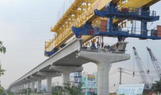 TPHCM: Tuyến Metro số 1 có thể dừng thi công vì nợ nhà thầu hơn 1.300 tỷ đồng