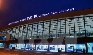 Sẽ xây dựng nhà ga hành khách thứ 2 tại sân bay Cát Bi