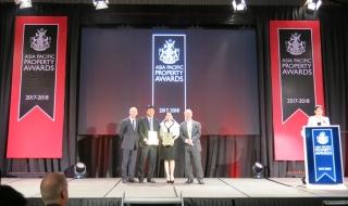 CapitaLand Việt Nam đạt 2 giải thưởng tại Bất động sản Châu Á – Thái Bình Dương 2017