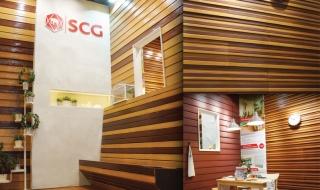 SCG giới thiệu vật liệu và công nghệ mới tại Vietbuild 2017