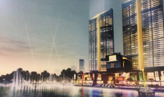 Tài Nguyên đầu tư công viên nhạc nước 3 triệu USD tại Kenton Node Hotel Complex