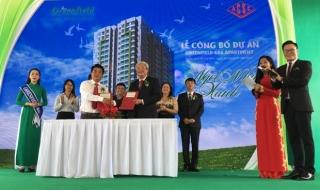 Công bố dự án căn hộ Greenfield 686