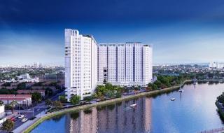 Marina Tower – Khu căn hộ Singapore tâm điểm tại Bắc Sài Gòn