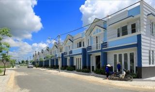Mở bán nhà phố liên kế tại dự án Cát Tường Phú Sinh
