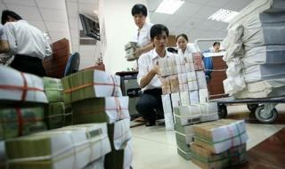 Ngân hàng Nhà nước hút ròng 37.000 tỷ