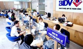 Quý 2, lợi nhuận BIDV tăng 49%