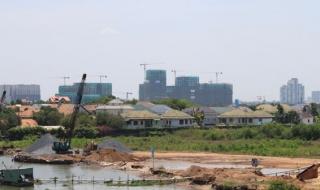 Thay đổi cơ chế tính tiền sử dụng đất để giảm giá thành nhà ở