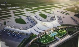 Trình Chính phủ báo cáo nghiên cứu khả thi dự án sân bay Long Thành trong tháng 8/2017