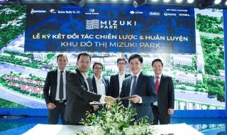 STDA Miền Nam chính thức phân phối dự án Mizuki Park